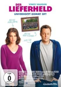 DVD-Cover von Der Lieferheld
