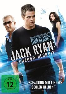 DVD-Cover von Jack Ryan: Shadow Recruit