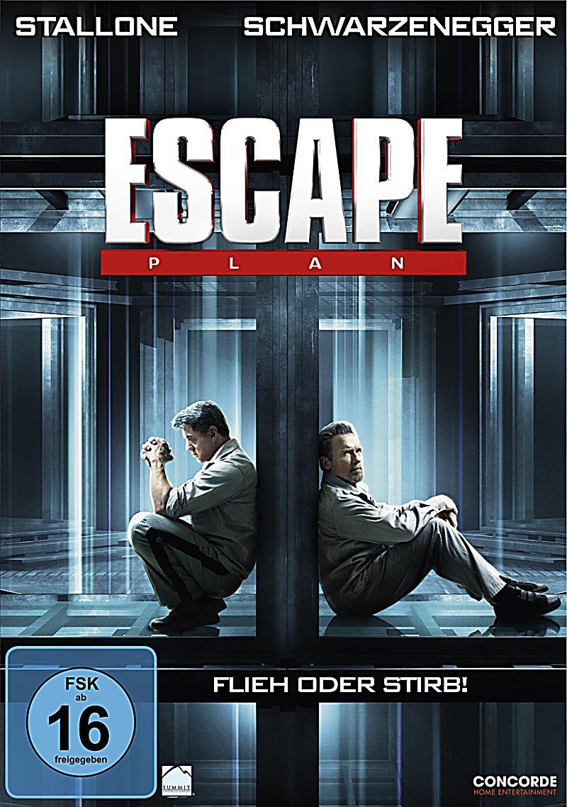 DVD-Cover von Escape Plan