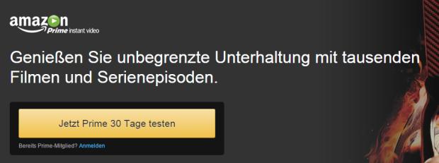 Amazon Prime Instant-Video
