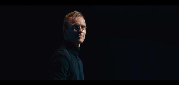 Steve Jobs (Michael Fassbender)