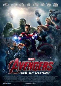 Avengers-age-of-ultron-2015-Film - DVD-Cover