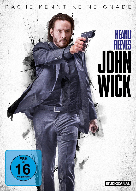 DVD-Cover von John Wick