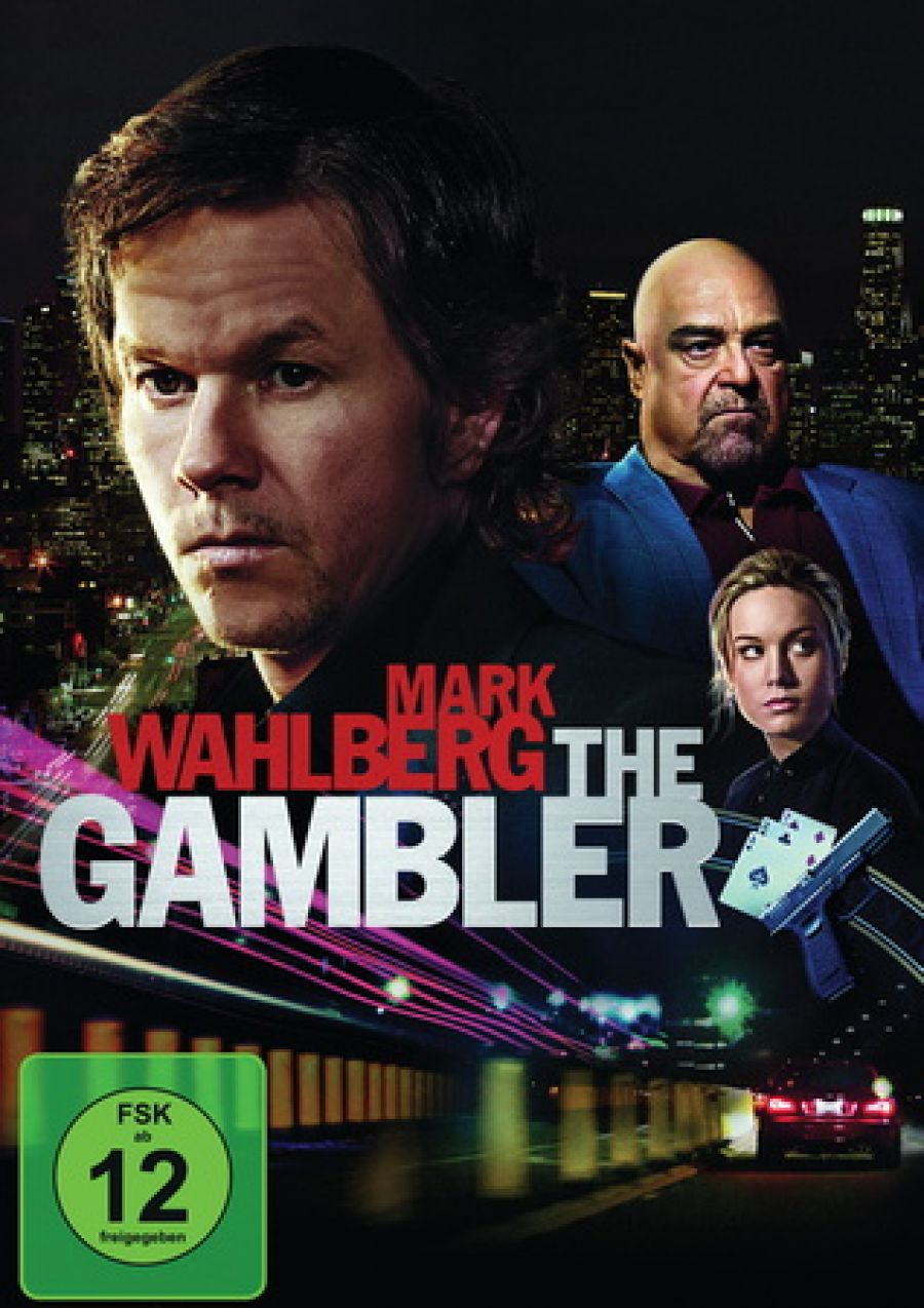 DVD-Cover von The Gambler