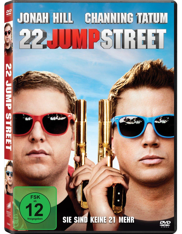 DVD-Cover von 22 Jump Street