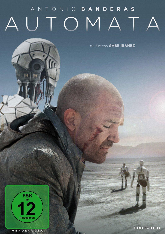 DVD-Cover von Automata