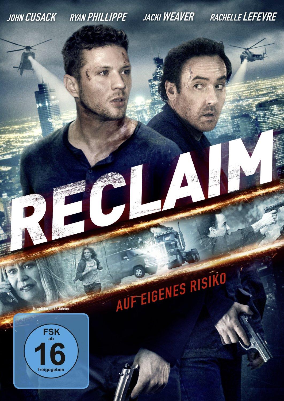 DVD-Cover von Reclaim - Auf eigenes Risiko