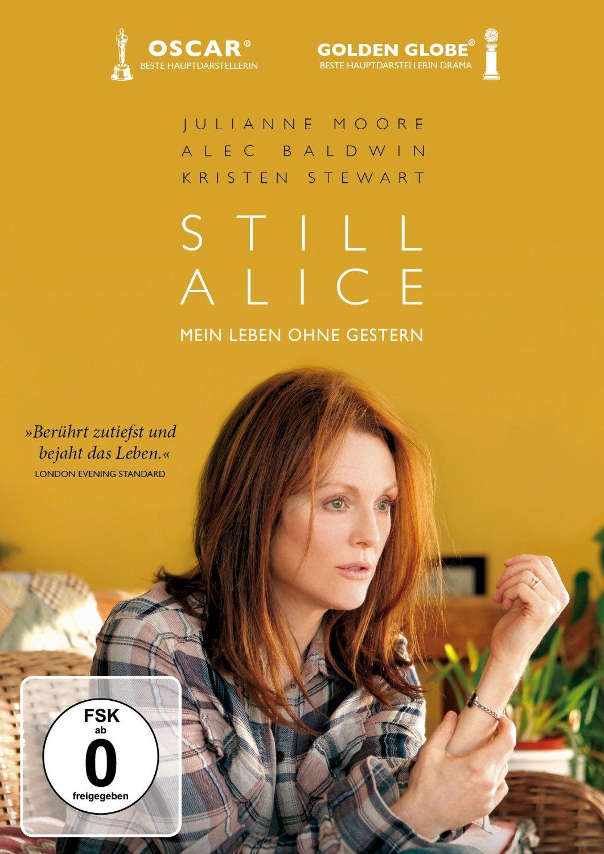 DVD-Cover von Still Alice – Mein Leben ohne Gestern