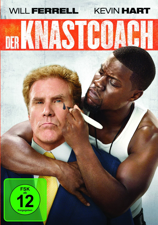 DVD-Cover von Der Knastcoach