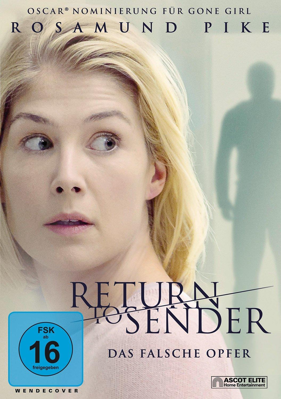 DVD-Cover von Return to Sender – Das falsche Opfer