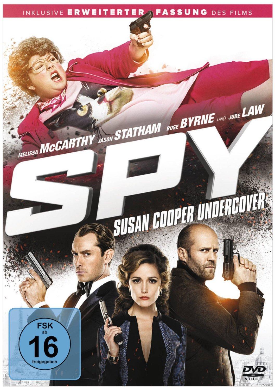 DVD-Cover von Spy - Susan Cooper Undercover