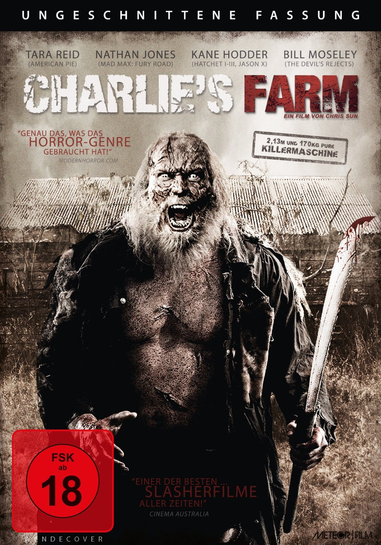 DVD-Cover von Charlie's Farm