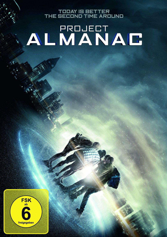 DVD-Cover von Project Almanac
