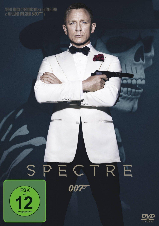 DVD-Cover von Spectre