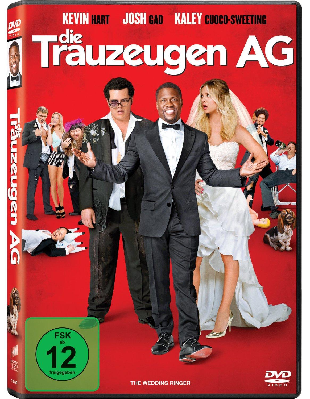 DVD-Cover von Die Trauzeugen AG