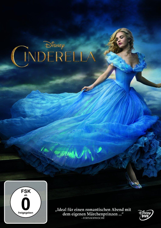 DVD-Cover von Cinderella