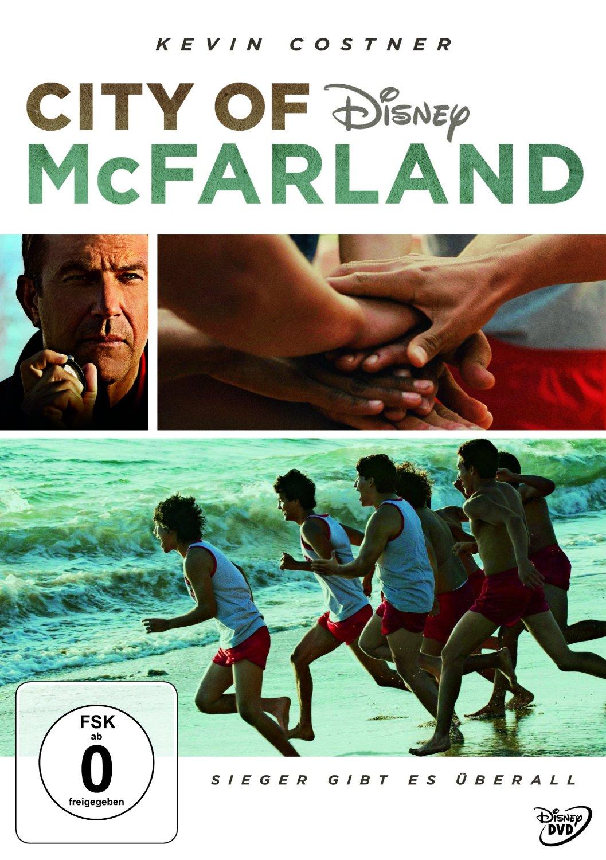 DVD-Cover von City of McFarland