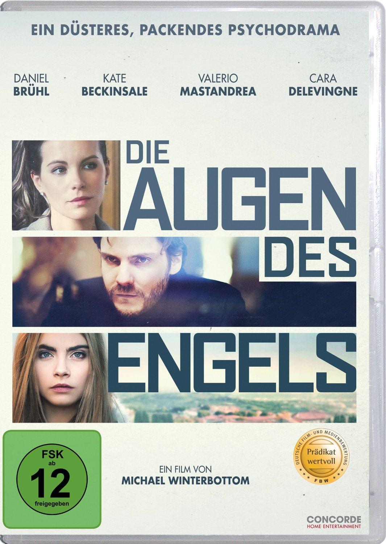 DVD-Cover von Die Augen des Engels