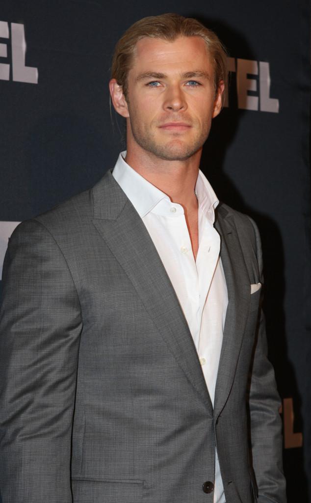 Chris Hemsworth - Schauspieler