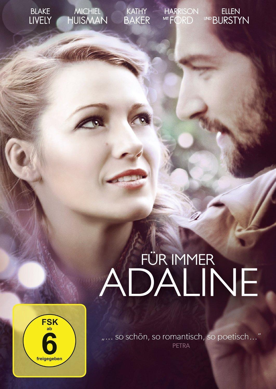 DVD-Cover von Für immer Adaline