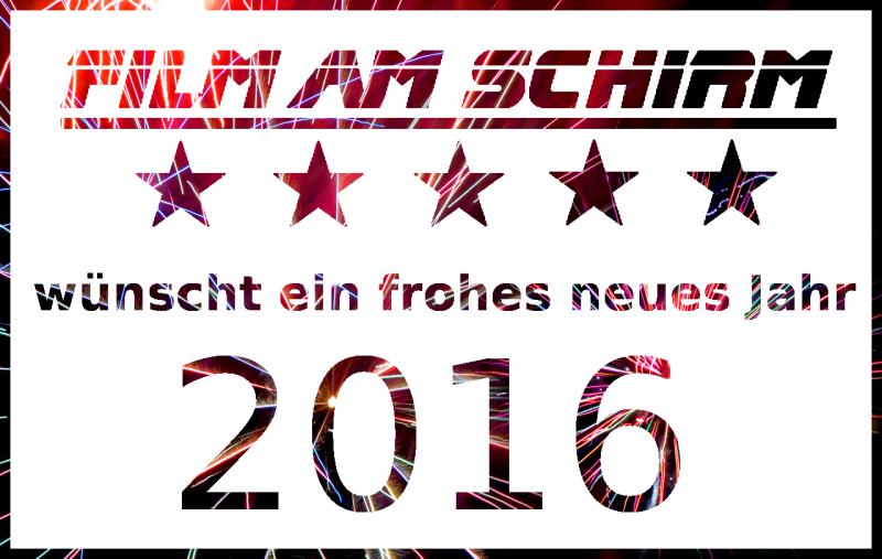 Film am Schirm -2016 - neues Jahr