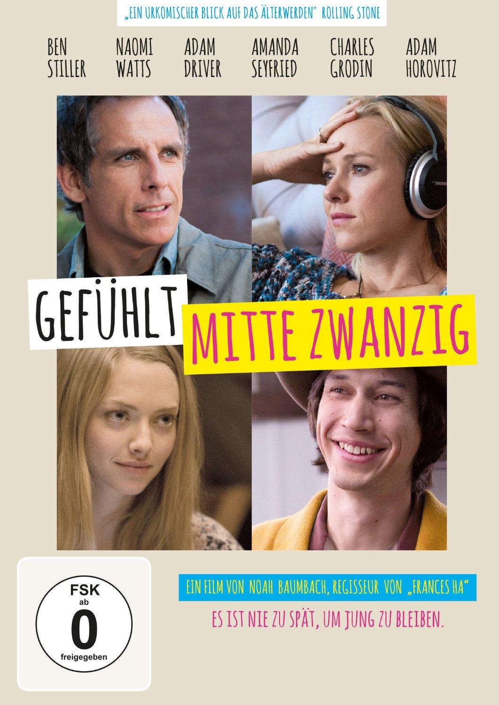 DVD-Cover von Gefühlt Mitte Zwanzig