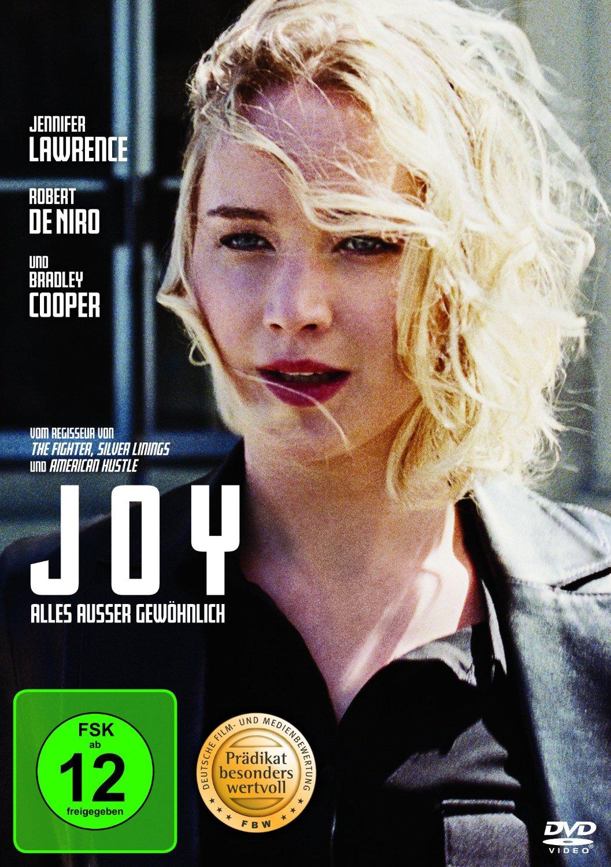 DVD-Cover von Joy - Alles außer gewöhnlich