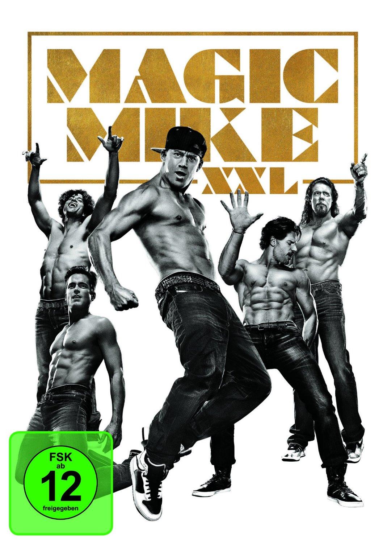 DVD-Cover von Magic Mike XXL
