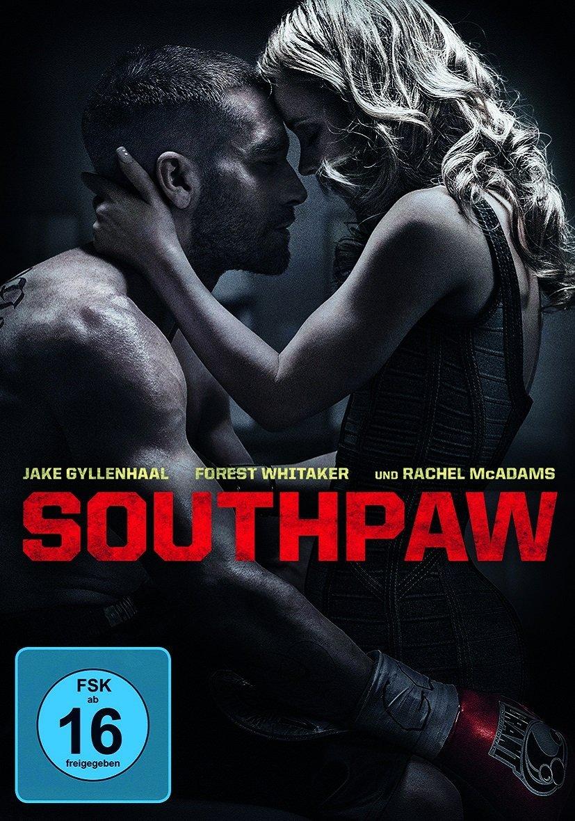 DVD-Cover von Southpaw