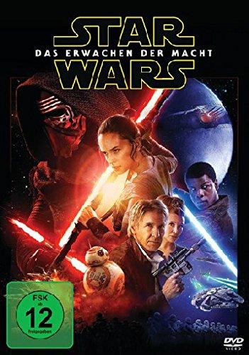 DVD-Cover von Star Wars - Das Erwachen der Macht