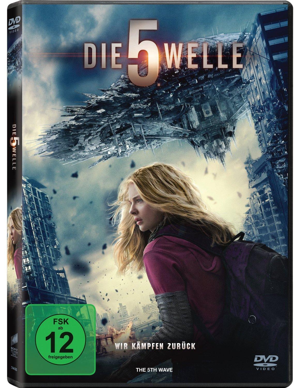 DVD-Cover von Die 5.Welle