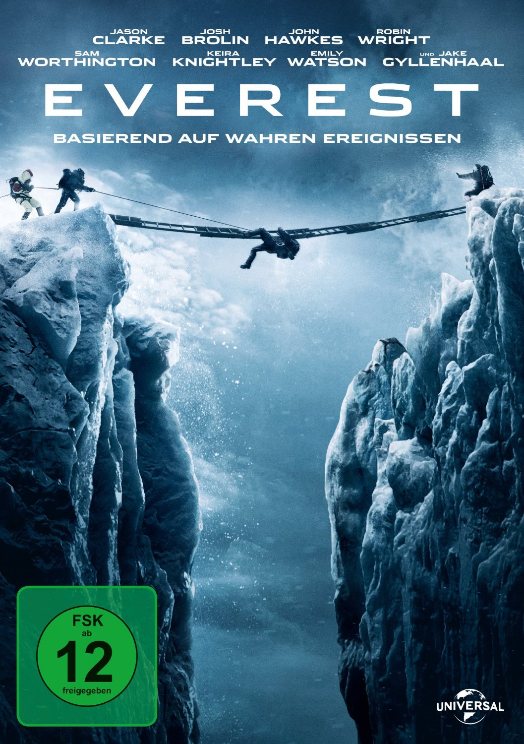 DVD-Cover von Everest