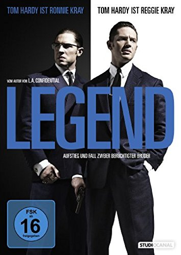 DVD-Cover von Legend