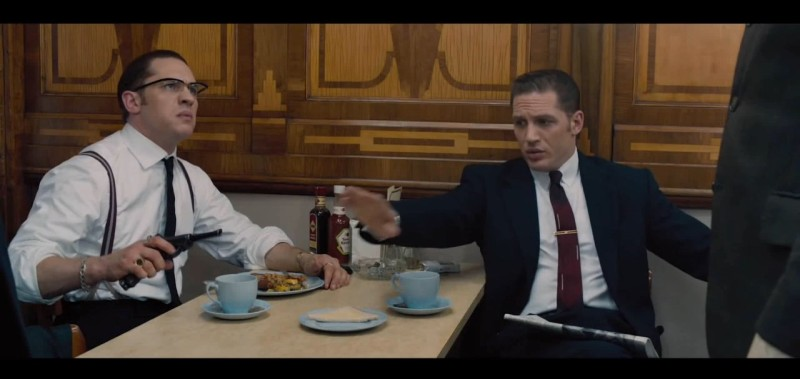 Legend Film - Tom Hardy