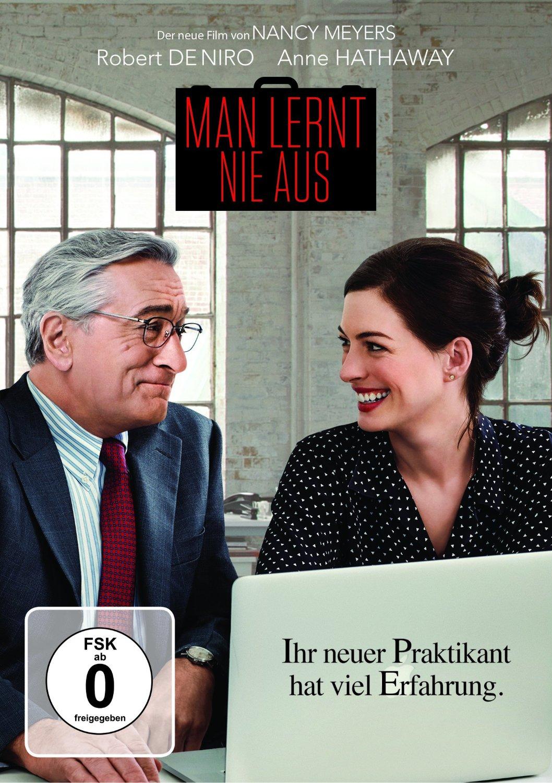 DVD-Cover von Man lernt nie aus