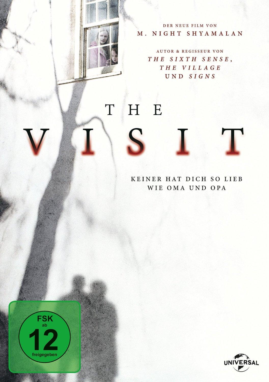 DVD-Cover von The Visit