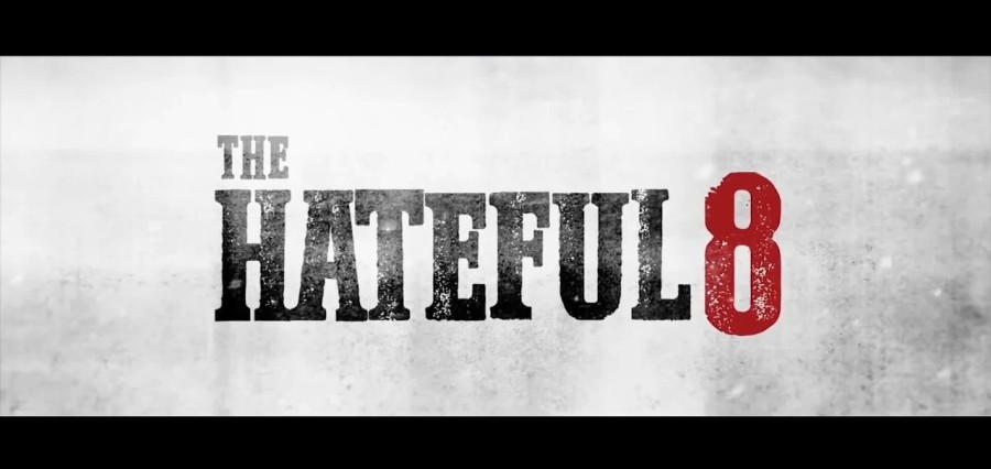 The hatefull eight - Tarantino Western