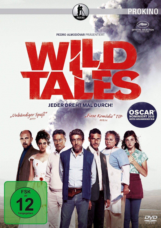 DVD-Cover von Wild Tales - Jeder dreht mal durch!