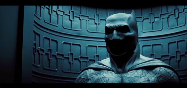 Batman v Superman: Down of Justice