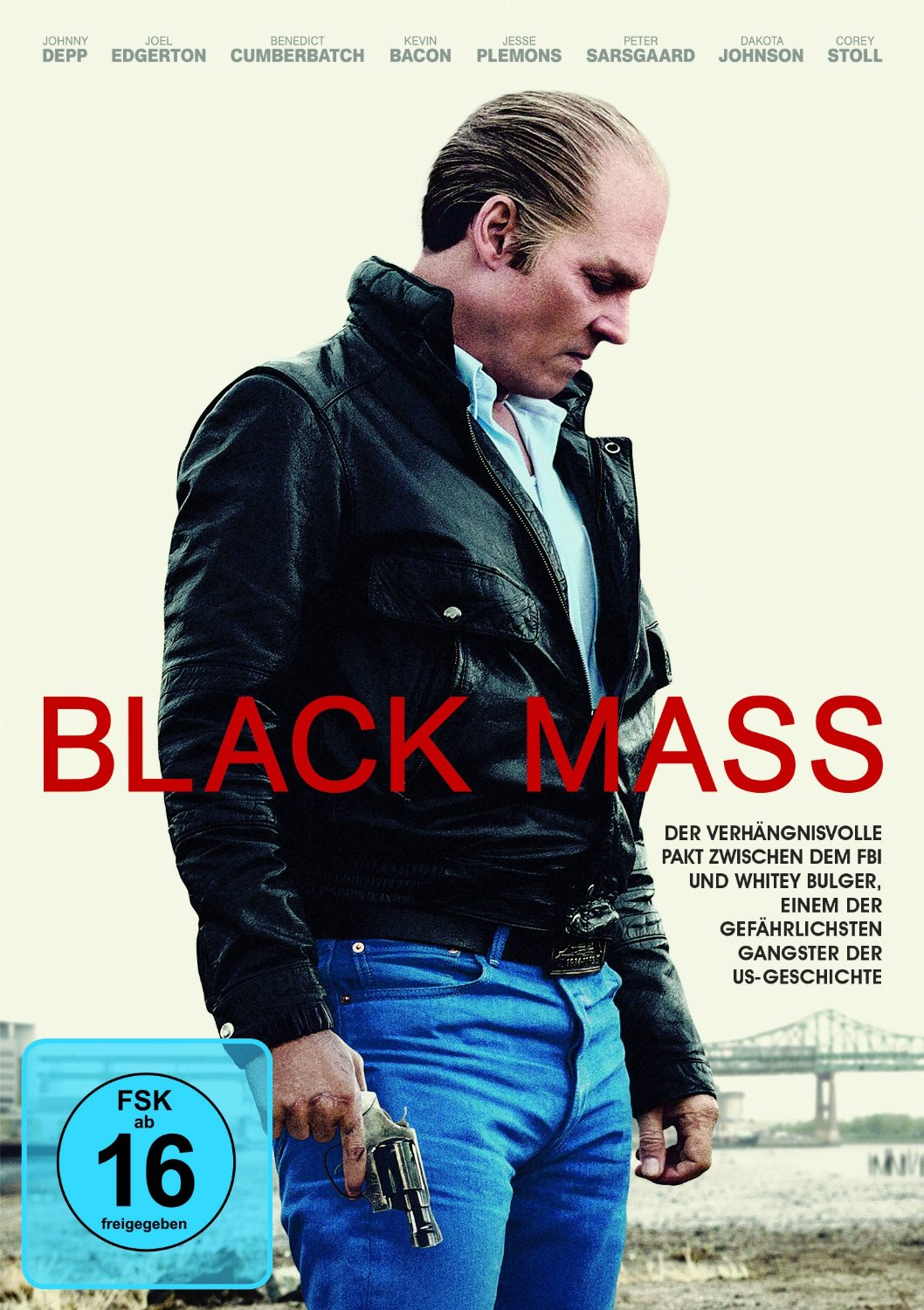 DVD-Cover von Black Mass