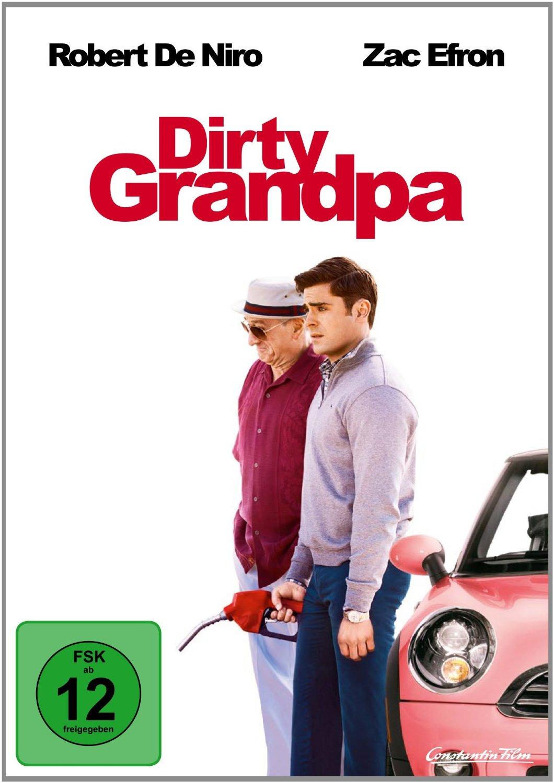 DVD-Cover von Dirty Grandpa