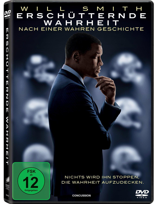 DVD-Cover von Erschütternde Wahrheit