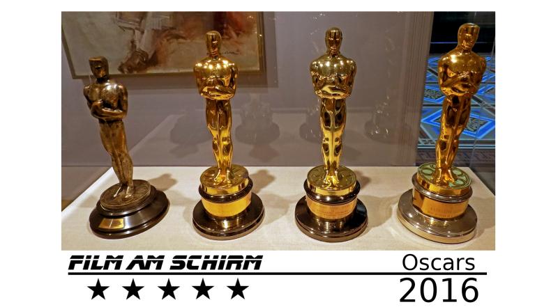Film-am-Schirm Oscars 2016