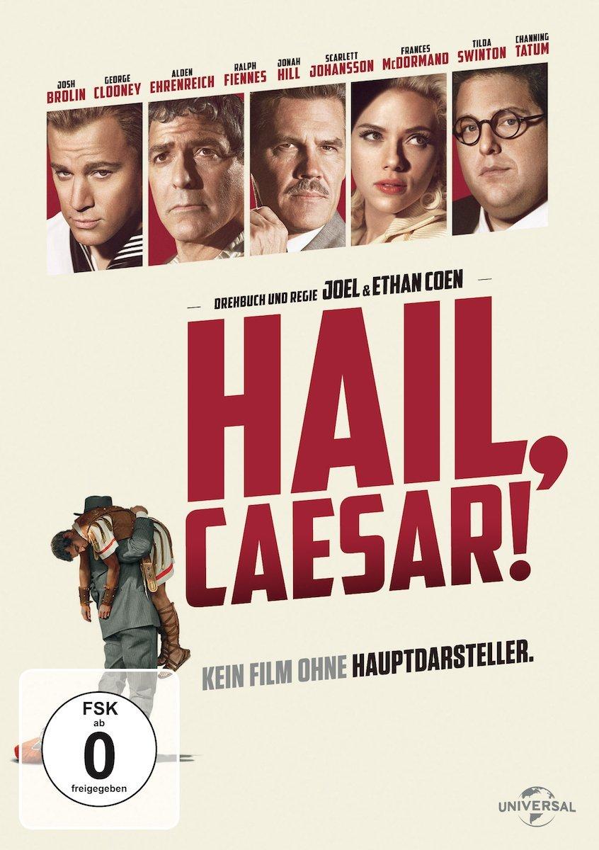 DVD-Cover von Hail, Caesar!
