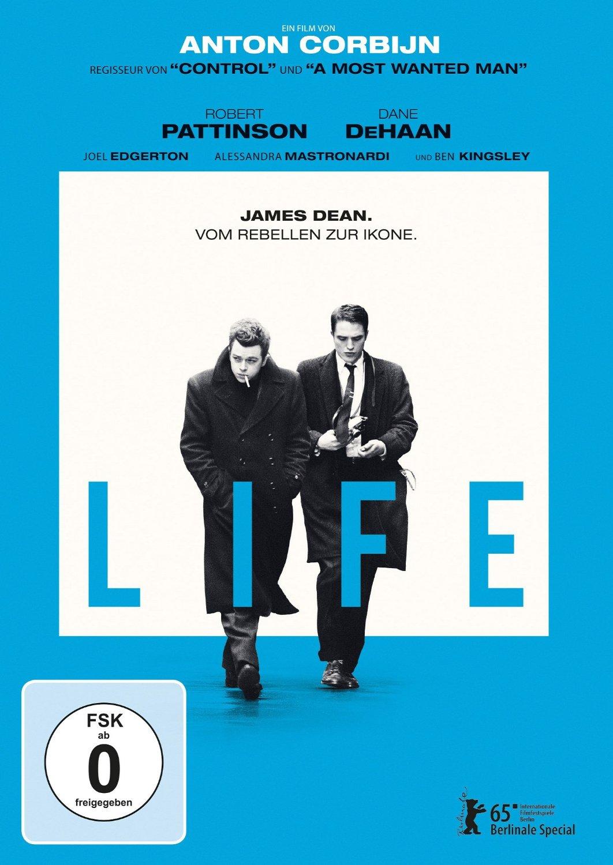 DVD-Cover von Life