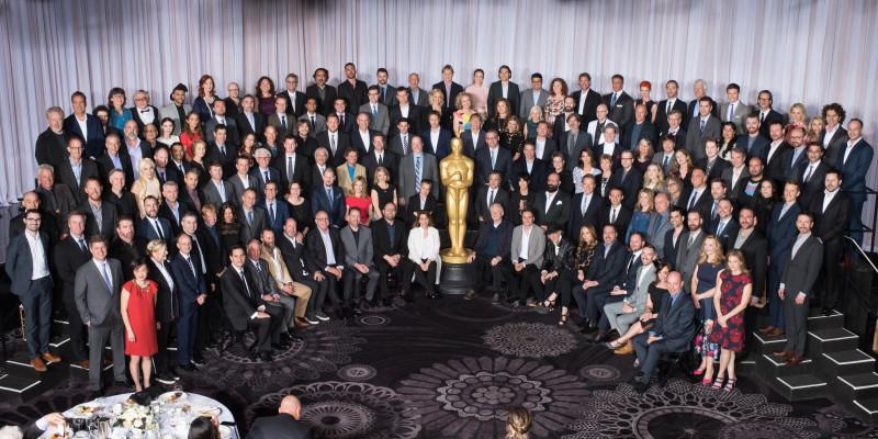 Nominierte_Oscars_2016_Gruppenfoto (Copyright Oscar.go.com)