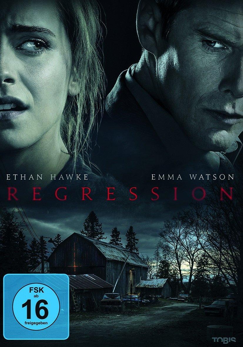 DVD-Cover von Regression