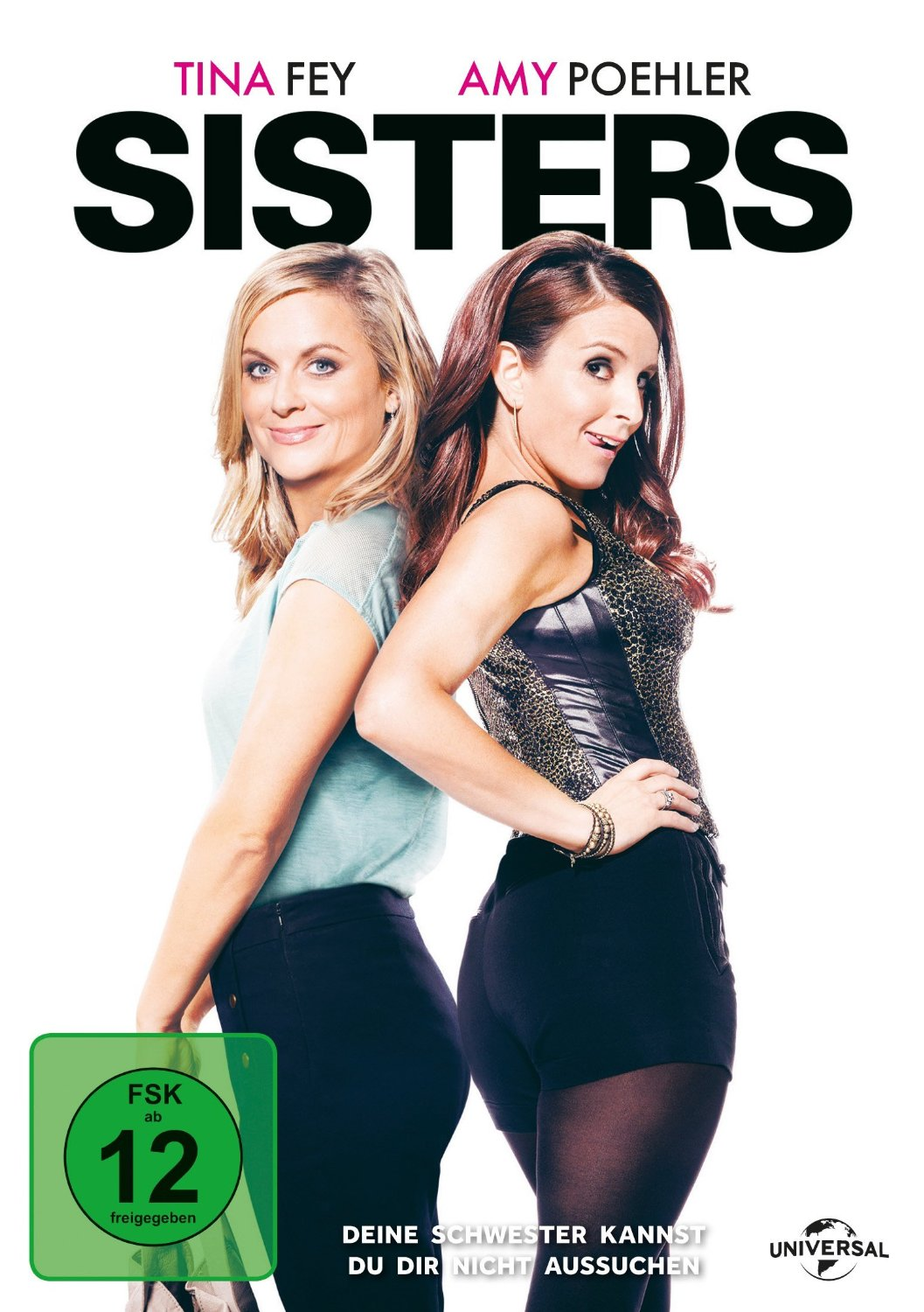 DVD-Cover von Sisters