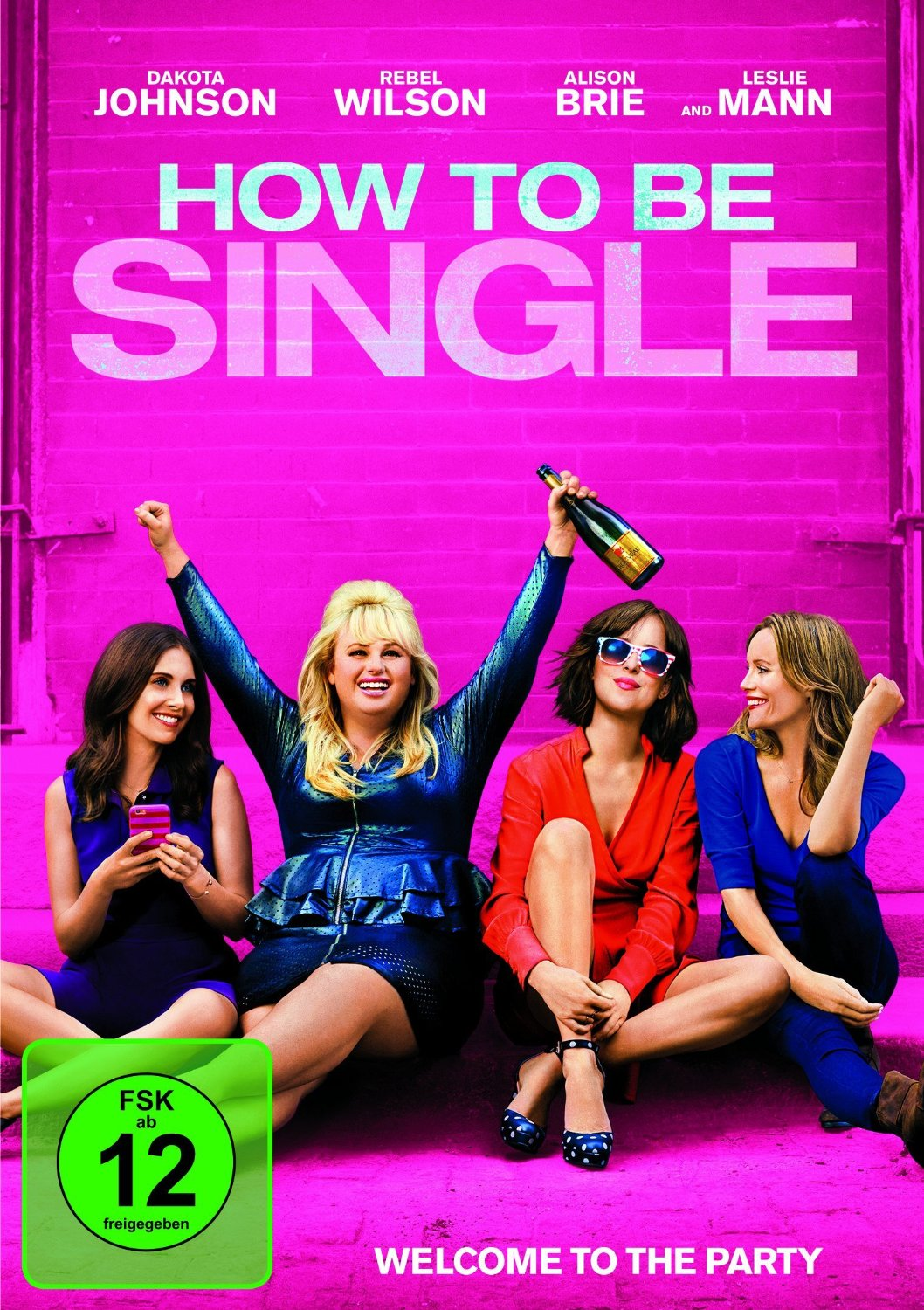 DVD-Cover von How to Be Single