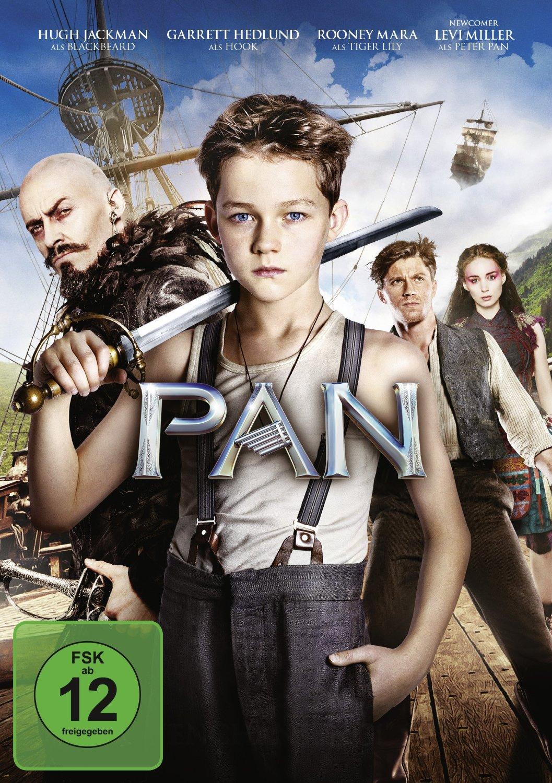 DVD-Cover von Pan